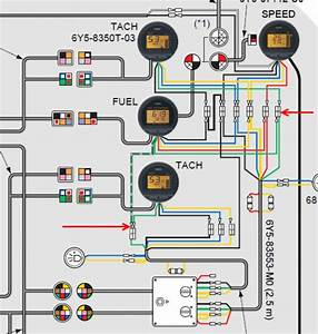 F32f  Diagram  2 Stroke Yamaha Tach Wiring Diagram Full