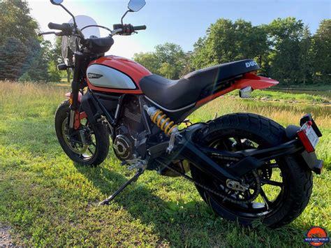 Review Ducati Scrambler Icon by 2019 Ducati Scrambler Icon Ride Review