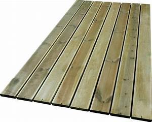 Lame De Terrasse Bois Brico Depot : lame terrasse 27x145x2400 mm pin autoclave classe 3 bricoman ~ Dailycaller-alerts.com Idées de Décoration