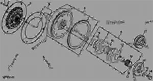 Crankshaft And Flywheel - Tractor  Compact Utility John Deere 4400