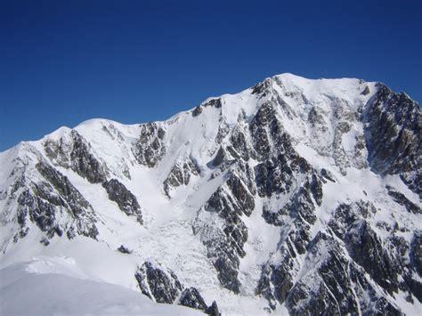versant sw du mont blanc image ctoc org