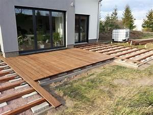 Terrasse Selber Bauen Holz : terrasse aus holz terrasse aus holz erfahrungen terrasse aus holz verlegen die neueste ~ Markanthonyermac.com Haus und Dekorationen