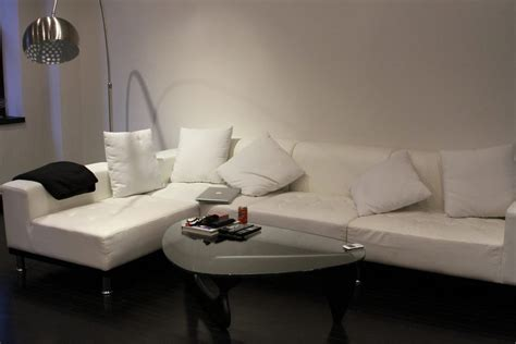 chaise bureau habitat photo appartement york noir blanc déco photo deco fr