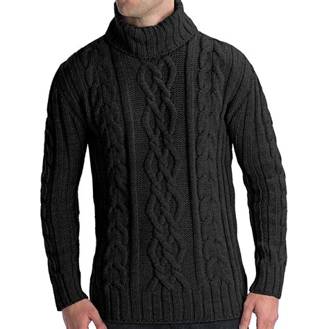 mens wool turtleneck sweater peregrine by j g merino wool sweater turtleneck