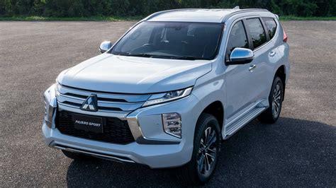 Mitsubishi Picture by 2020 Mitsubishi Pajero Sport Gets Fresh Updated Interior