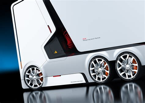 Audi Truck by Audi Truck Concept All Electric Rendered Trucks Look
