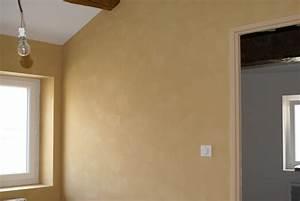 Peinture A La Chaux Interieur : lapierre peinture la chaux ~ Dailycaller-alerts.com Idées de Décoration