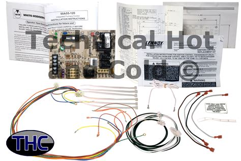 Lennox Integrated Furnace Control Board Kit