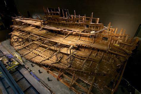 long scientific voyage  tudor warship  mary rose