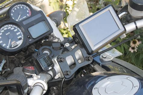 Zumo Motorcycle Mount Bmw Gallery Article