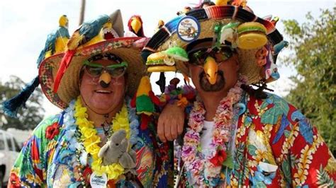 jimmy buffett fan club parrothead night 1 23 2015 cincinnati cyclones