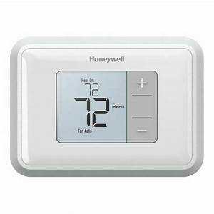 Digital Manual Thermostat No Rth5100b1025  K  Honeywell
