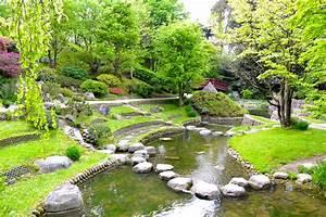 Image gallery jardin japonais for Jardin japonais