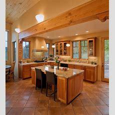 Modern Southwest Style Home  Southwestern  Kitchen