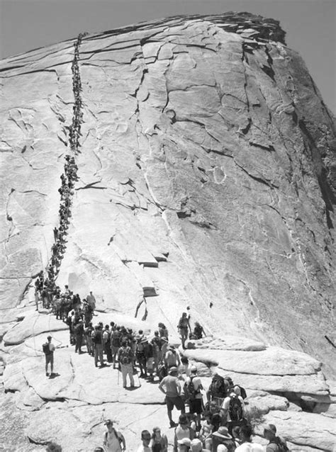 Half Dome Deaths The Hikers Who Fell From Cables