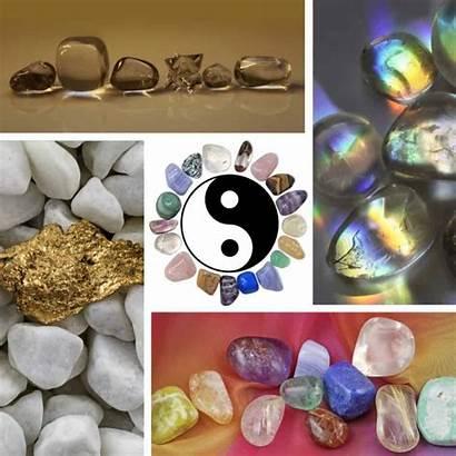 Healing Crystals Crystal Natural Does Circle Stones