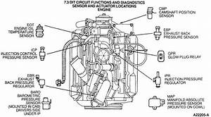 6 Best Images Of 7 3 Powerstroke Engine Wiring Diagram