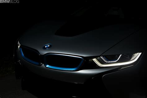 Bmw Lights by Exclusive Bmw I8 Laser Lights Will Cost 9 500 Euros