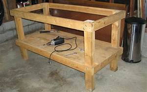 wood workbench – salmaun me