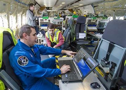 Nasa Flight Software Aircraft Tests Engineer Boeing