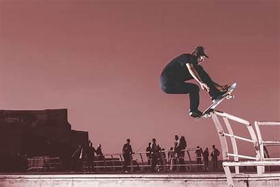 Skateboard 4k Wallpapers Stunting Laptop Stunt 1080p