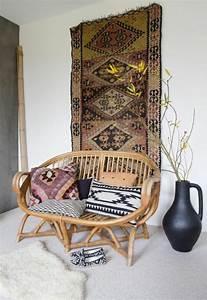 Coussin Boheme Chic : 1001 id es d co ethnique inspiration et exotisme ~ Melissatoandfro.com Idées de Décoration
