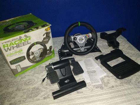 volante catz xbox 360 volante e pedal catz 2 p xbox ofertas vazlon brasil