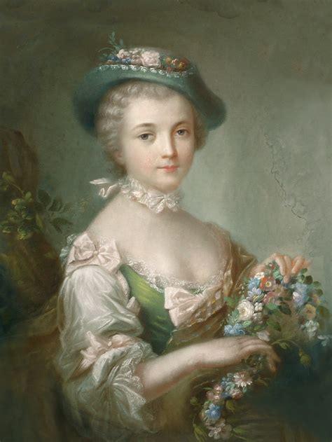 jeanne poisson marquise de pompadour дайджест живопись старых мастеров портрет 13