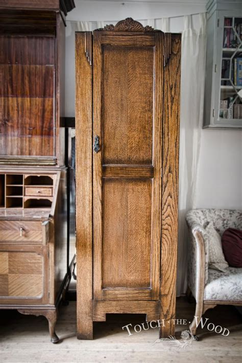 vintage shabby chic wardrobe vintage shabby chic wardrobe with wire mesh no 03 touch the wood