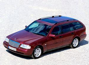 1995 mercedes c 180 estate s 202 car specifications auto technical data performance