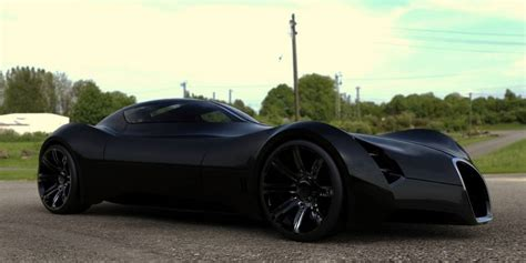 This Stunning Bugatti Concept Will Blow Your Mind Driving