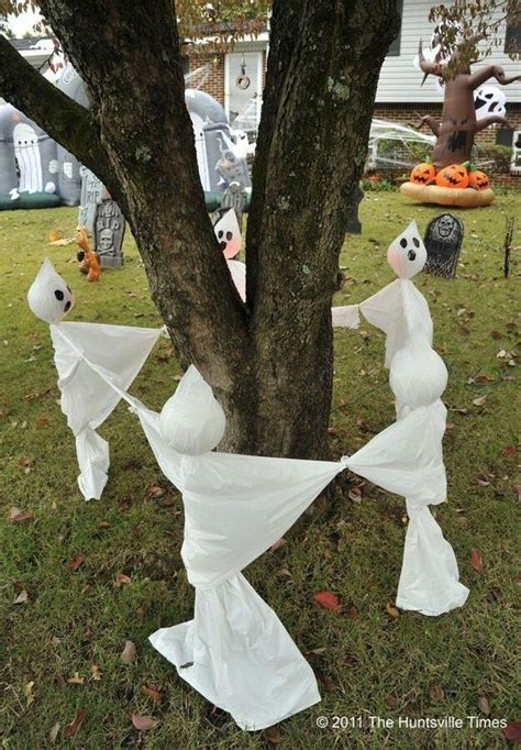 easy   halloween decorations hative