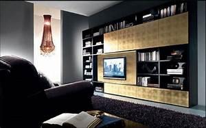 Moderne Wohnzimmer Schrankwand : moderne wohnzimmer mit stil und eleganz raumax ~ Markanthonyermac.com Haus und Dekorationen