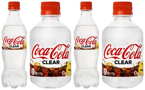 Coca-cola Clear?! We Try This Unique Japanese Soda