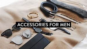 Favorite Accessories For Men