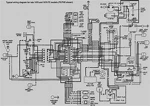 1991 Flhtcu Harley Schematics