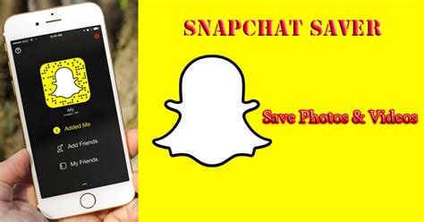 snapchat picture saver android top 6 snapchat saver apps for android to save snaps and