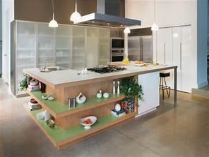 Küche Mit Kochinsel : richten sie ihre moderne k che mit kochinsel ein ~ Michelbontemps.com Haus und Dekorationen