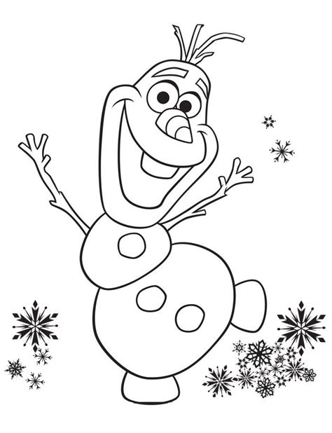 olaf coloring frozen coloring pages olaf disney coloring