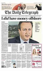 Cameron's offshore trust admission in exclusive ITV News ...