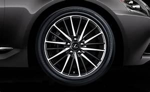 Lexus Ls Wheels Have Sound