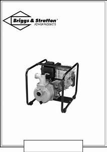 Briggs  U0026 Stratton Ac0201 User Manual