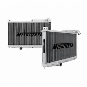 Mishimoto Aluminum Radiator For Universal Radiator 25 U0026quot  X