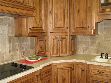 Corner Cabinet Design  Traditional  Kitchen  Denver