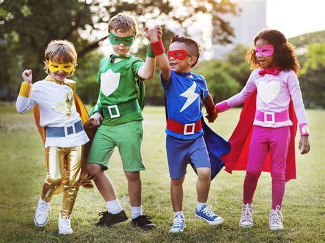 superheroes learnenglish kids british council
