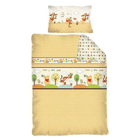 parure de lit winnie l ourson pour bebe parure de lit bebe winnie 28 images disney parure de lit pour b 233 b 233 motif winnie l