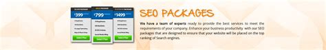Seo Packages by Seo Packages Search Engine Optimization Plans