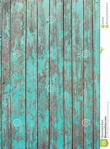 Old Wooden Planks With Cracked Paint, Texture Stock Photo ...