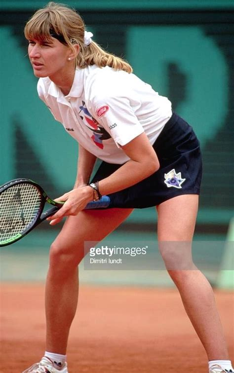 top-german-tennis-player-steffi-graf-at-the-1993-french ...