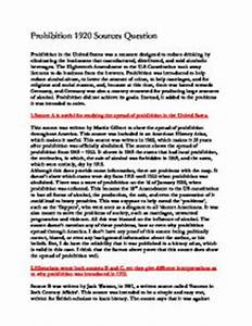 essays on prohibition biology unit  essay  essays on the  essays on prohibition in the roaring twenties youtube popular term paper  proofreading services united states
